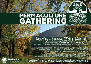2015 Permaculture Flyer