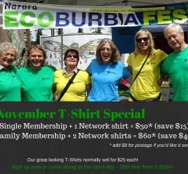 Network TShirts - November special. (1)