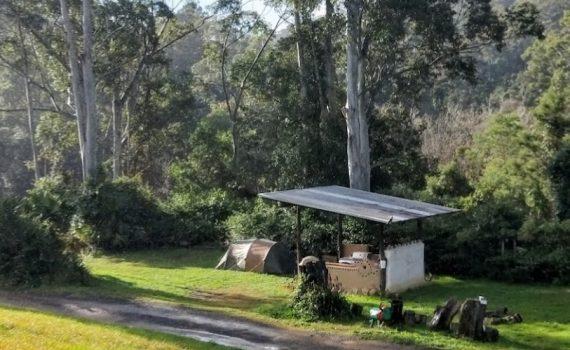 Campground at Narara Ecovillage